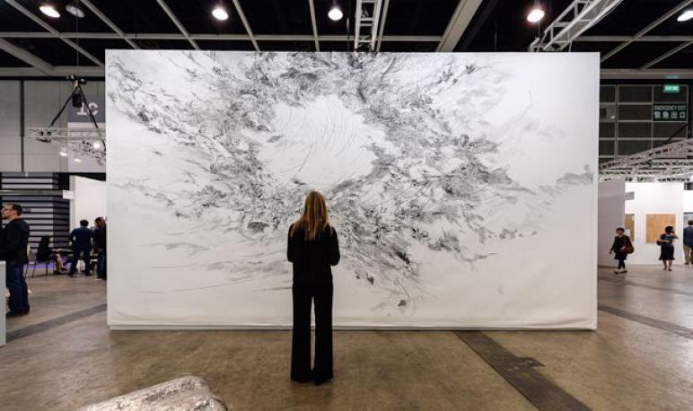 Phil Akashi Art Basel Hong Kong 2014