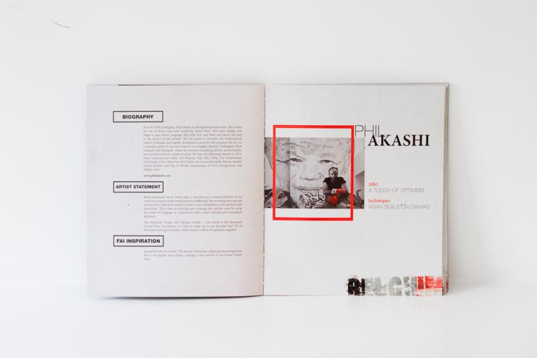 Catalogue Fashion Art EU Phil Akashi