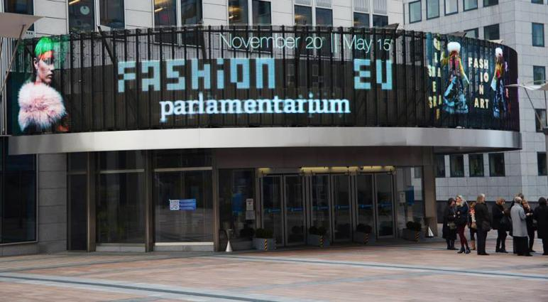 Fashion Art EU at European Parliament