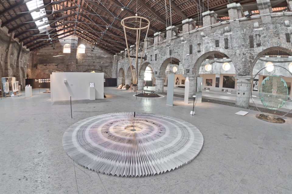 Phil Akashi the Cricle of Time Arsenale Venice MOCA