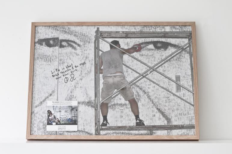 Phil Akashi Hong Kong Human Rights Arts Prize 2015