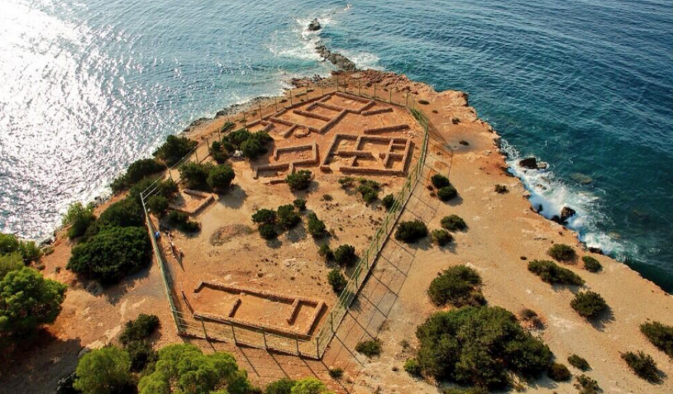 Phoenician settlement remains Sa Caleta Phil Akashi